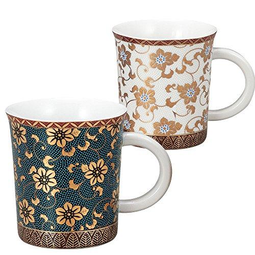 陶器ペアマグカップは結婚祝いの定番のギフト