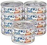 [Amazonブランド] SOLIMO シーチキン Lフレーク 70g×10缶