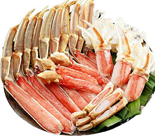 贈って喜ばれる蟹をプレゼント