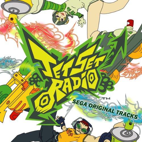 Jet Set Radio SEGA Original Tracks