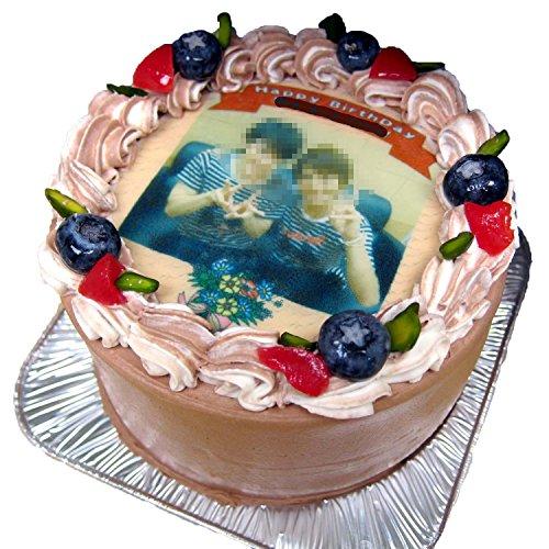 似顔絵ケーキはサプライズに最適な還暦祝い