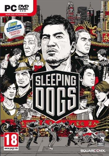 Sleeping Dogs (PC) (輸入版:EU)