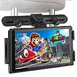 Nintendo Switch用車載ホルダー  後部座席用  U-Partner 360°ジョイントボール 自由回転可能 調節可能 伸縮可能 折り畳み式 軽量 ipad 、fire HD8、 iphone、Sonyに適用