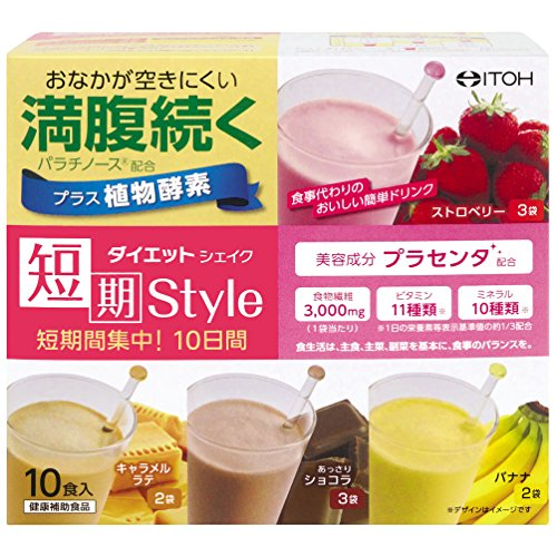 井藤漢方製薬のダイエットシェイクをプレゼント