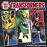 Transformers Robots in Disguise 2018 Calendar