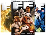 FF by Jonathan Hickman Volume 1 (Fantastic Four (Marvel Hardcover)) (5 Book Series)