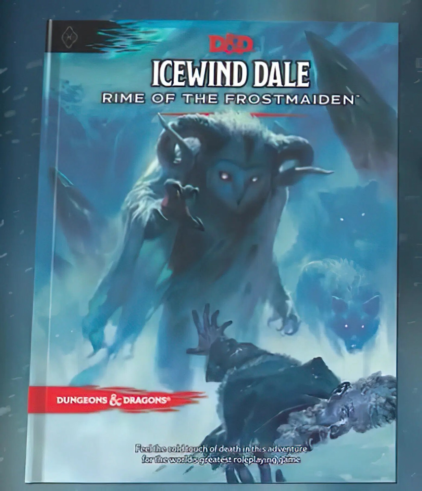 D&D leak: A closer look at Icewind Dale - Rime of the Frostmaiden