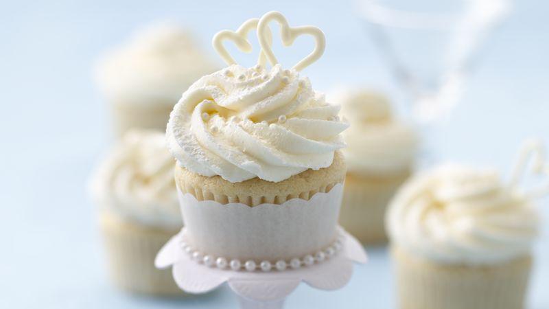 Wedding Cupcakes Recipe