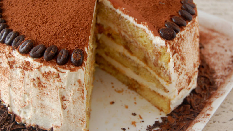 Tiramisu Cake Recipe From Betty Crocker