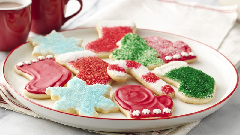 Christmas Sugar Cookie Cutouts Recipe From Betty Crocker