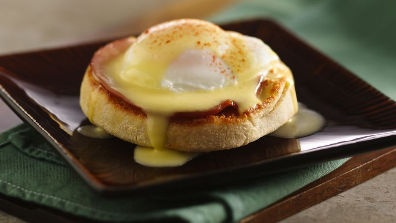 Classic Eggs Benedict Recipe From Betty Crocker