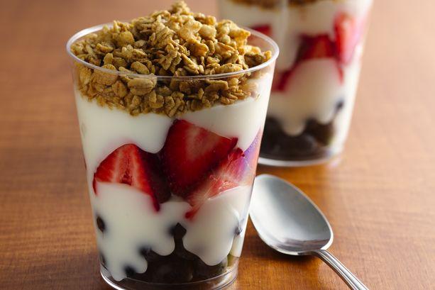 Image result for yogurt parfaits