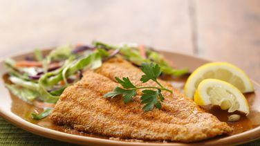 Resultado de imagen para Sándwiches de filetes de pescado con limón y pimienta