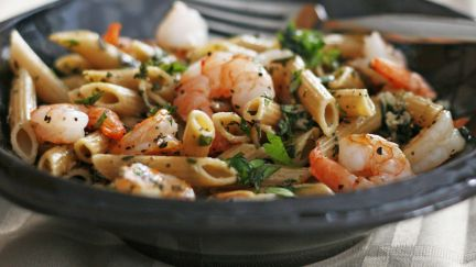 Image result for whole wheat pasta meal