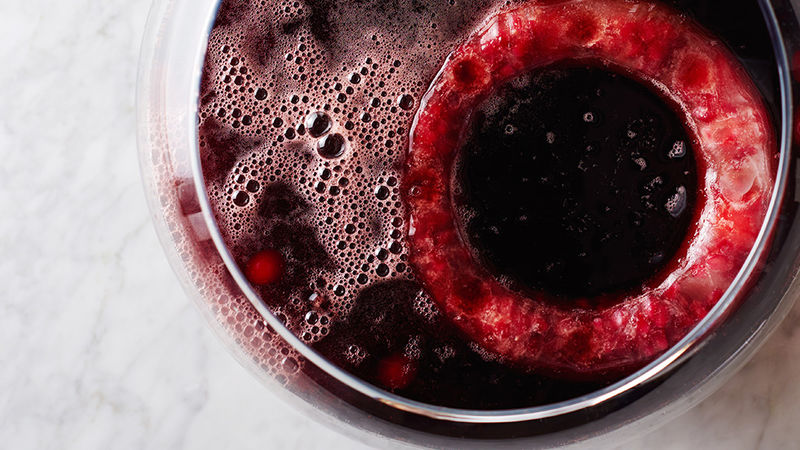 Cherry Infused Dr Pepper Punch Recipe Tablespoon Com
