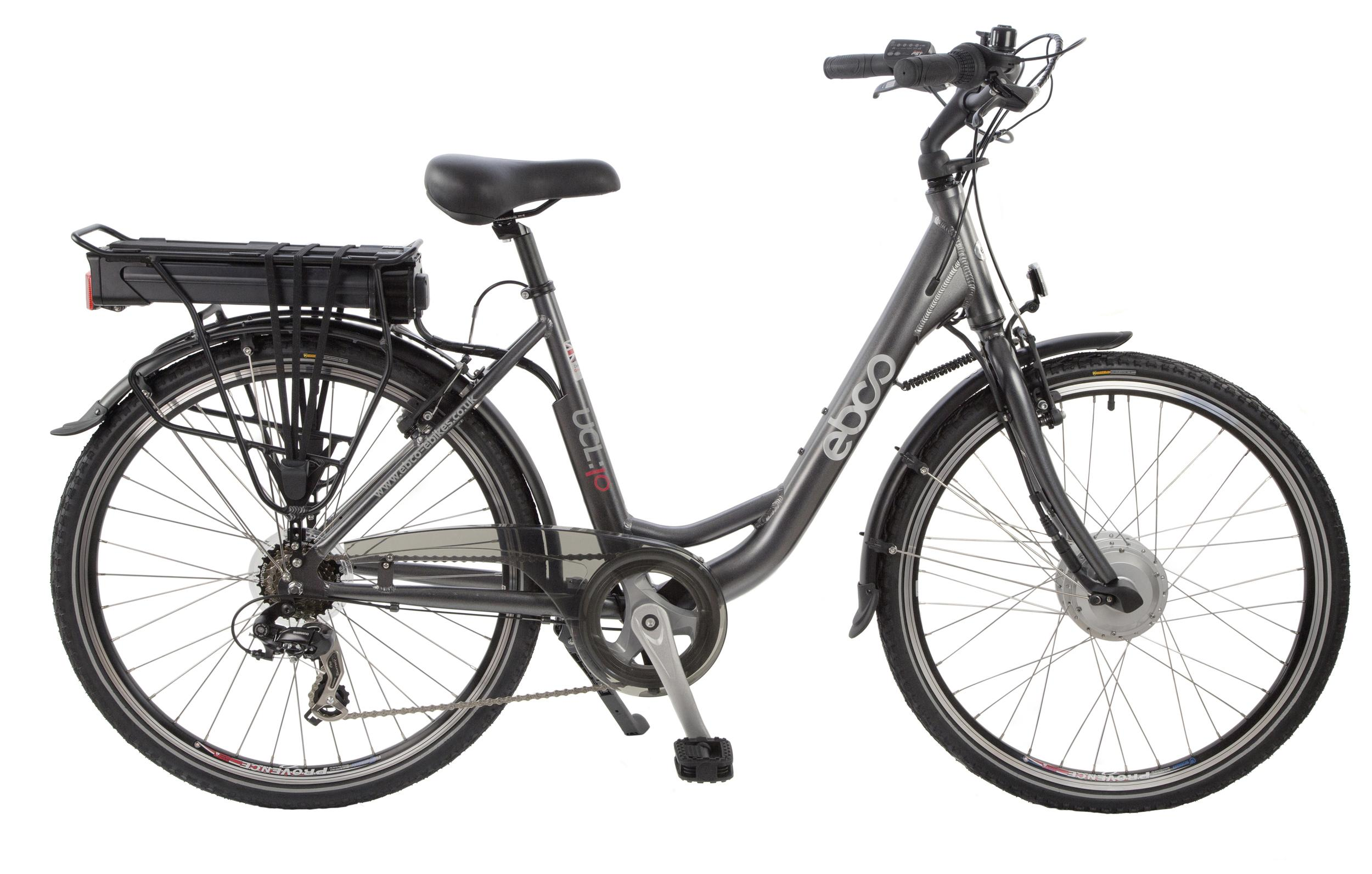 Ebco Ucl 10 Womens Mens Unielectric Bike 26 Wheels