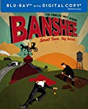 Banshee: The Complete First Season [Blu-ray] [Import]