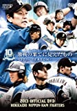 2013 OFFICIAL DVD HOKKAIDO NIPPON-HAM FIGHTERS 激戦の果てに見えたもの