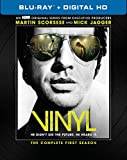 Vinyl: The Complete First Season [Blu-ray]
