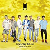 Lights / Boy With Luv(初回限定盤A)(DVD付)