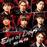 Edge of Days(CD+DVD)(初回盤A)