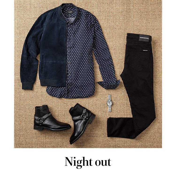 shop by occasion -Night out