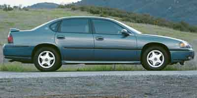 2001 Chevrolet Impala Main Image