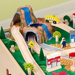 Waterfall Mountain.