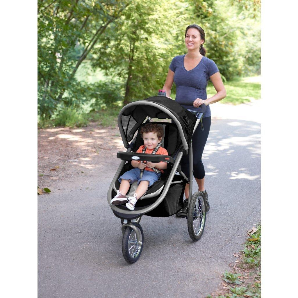 c1ec773d629 Graco Fastaction Fold Jogger Click Connect Baby Travel System ...