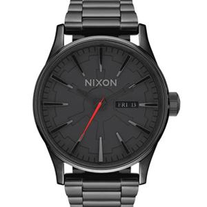nixon watch, nixon men's watch, nixon star wars, star wars watches, darth vader