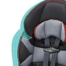 Evenflo, Maestro, Booster Car Seat