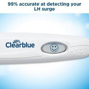 Digital ovulation test, Most accurate at knowing LH surge, Getting pregnant naturally