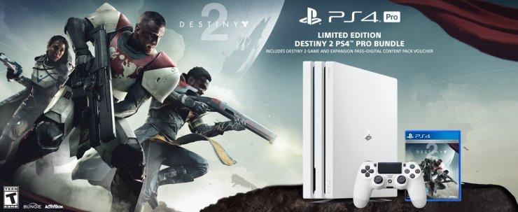 Save $50 on the Playstation 4/Destiny 2 bundle on Amazon