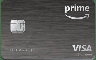 Amazon Prime Rewards Visa Signature Card