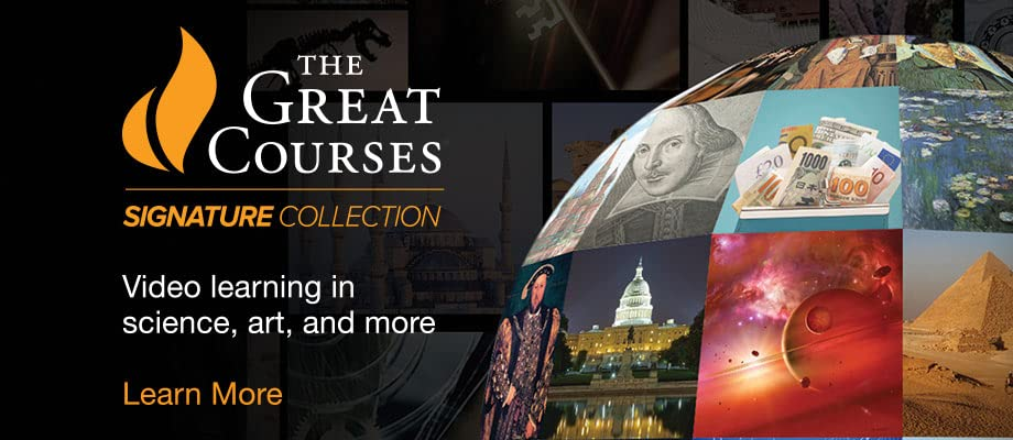 The Great Courses Signature Collection