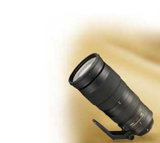 Product photo of the AF-S NIKKOR 200-500mm f/5.6E ED VR lens