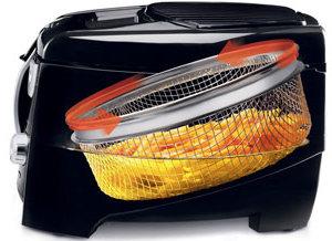 Roto Deep Fryer by DeLonghi
