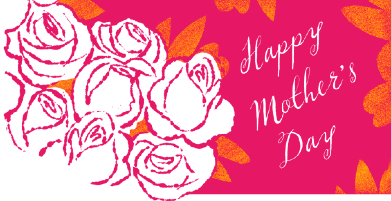 Amazon Gift Card - E-mail - Happy Mother's Day (Roses)