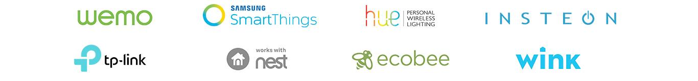 Control your Smart Home- Logos