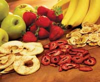 Dry fruits, vegetables, and much more
