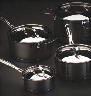 Acadian Stainless Collection