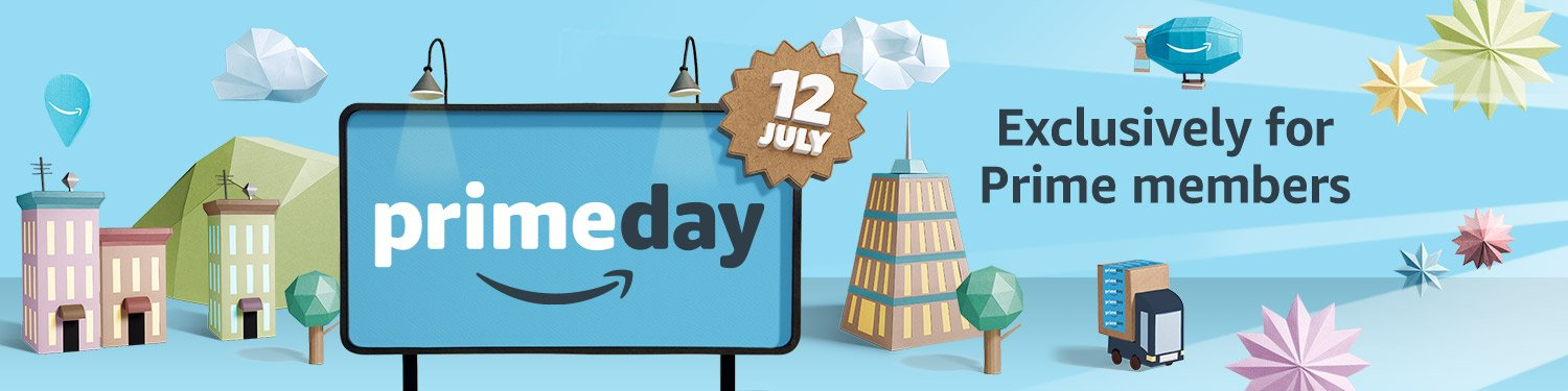Prime Day is tomorrow. The deals are everywhere!