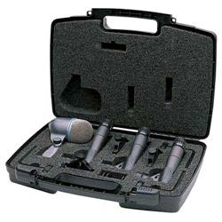 Shure DMK57-52 Drum Microphone Kit - Recording Studio - 5