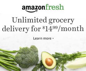 Try AmazonFresh Free Trial