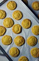 Momofuku Milk Bar Corn Cookies