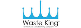 wasteking blue logo