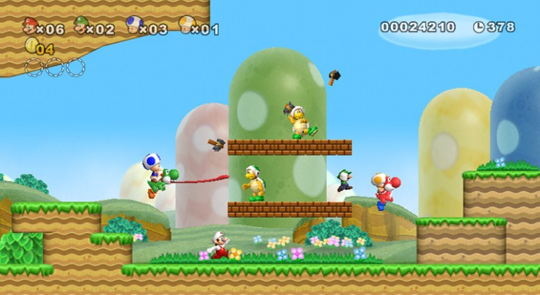 Image result for new super mario bros. wii