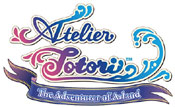 Atelier Totori: The Adventurer of Arland game logo