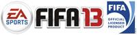 FIFA Soccer 13 game logo