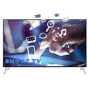 Screen Mirroring - Telefunken UHD 4K Smart TV 65 Zoll
